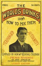 The World's Drinks. William T. Boothby