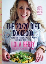 The 20/20 Diet Cookbook. Lola Berry