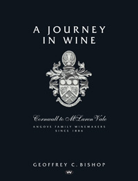 A Journey in Wine. Geoffrey C. Bishop