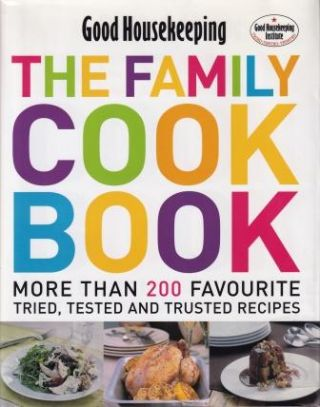 The Family Cookbook. Barbara Dixon