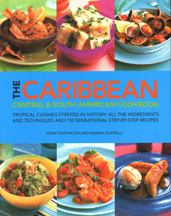The Caribbean Central & South American. Jenni Fleetwood, Marina Filippelli