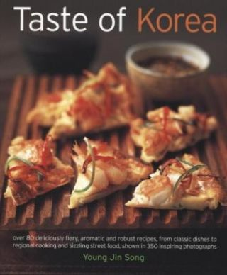 Taste of Korea. Young Jin Song