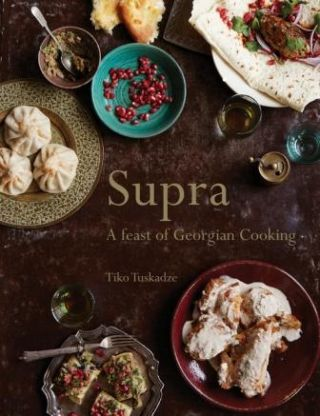 Supra: a feast of Georgian cooking. Tiko Tuskadze