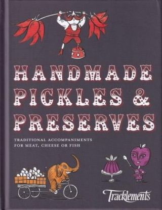 Handmade Pickles & Preserves. Tracklements
