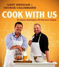 Cook with Us. George Calombaris, Gary Mehigan
