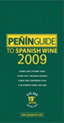 Penin Guide to Spanish Wine 2009. Jose Penin