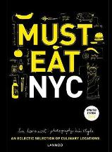 Must Eat NYC: updated edition. Luc Hoornaert